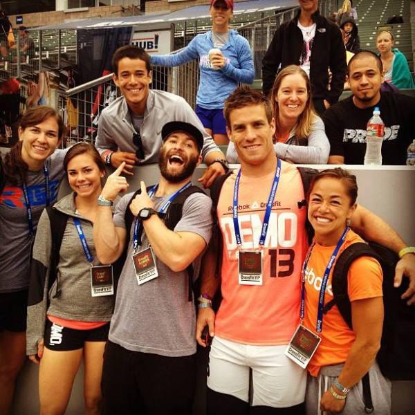CrossFit Games - Demo Team (2013)