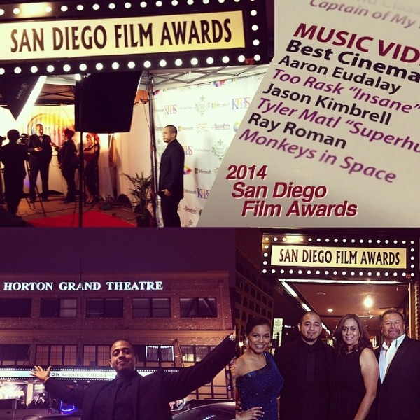 2014 San Diego Film Awards Nominee Ray Roman