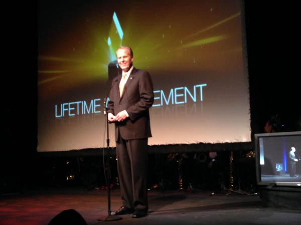 2014 San Diego Film Awards Mayor Kevin Faulconer