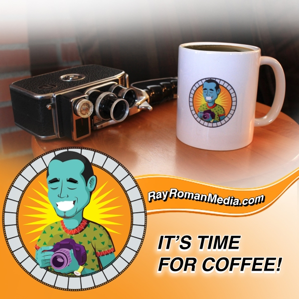 It's Time For Coffee!